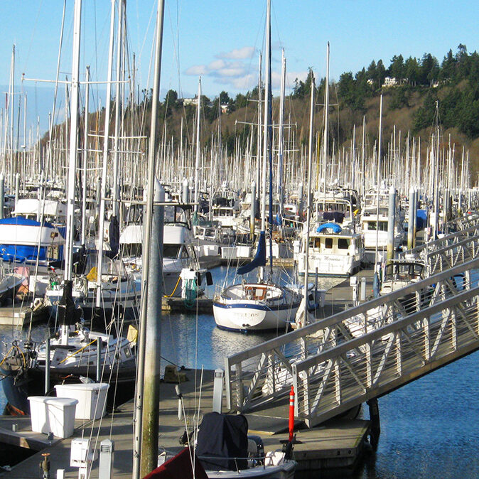 1. Header, Only Pic, Yacht Insurance Info. Shilshole Marina Fall